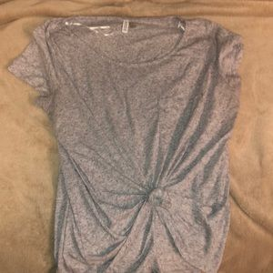 H&M medium heathered tee